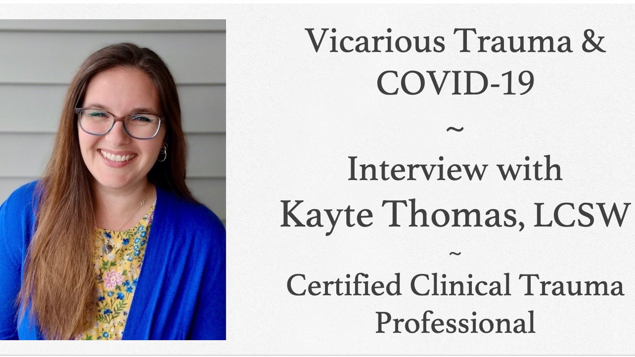 Vicarious Trauma and COVID-19 information from the best hospice in Los Angeles
